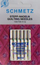 Schmetz Quilting Needles 90/14