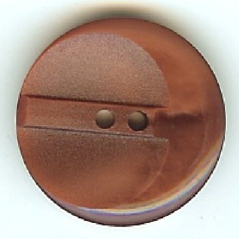 Brown Button B100057