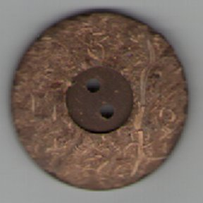 Coconut Shell Button B5
