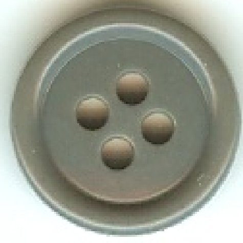 Grey Button B100119