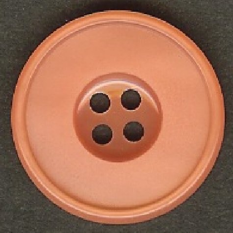 Orange Button B100103